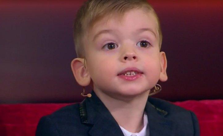 Довгань Мирон - биография, шоу Голос дети, песни, родители
