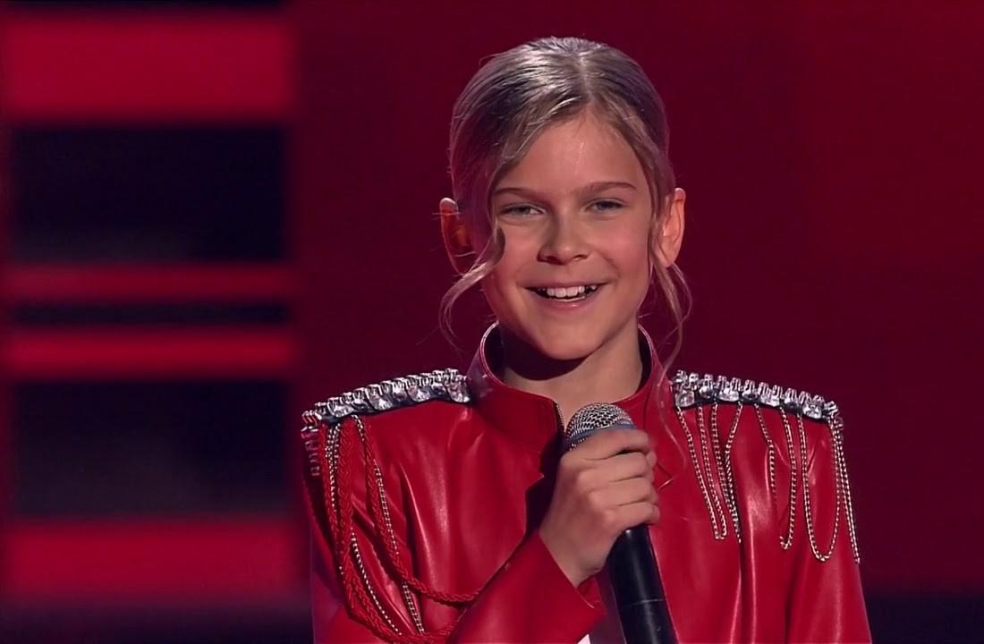 Бажанова Анна - биография, сколько лет, шоу голос дети, инстаграм