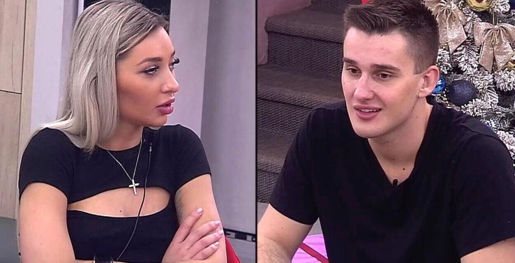 Никита Барышев и Анастасия Стецевят