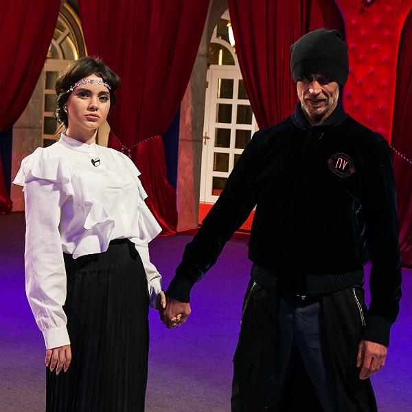 Ирина Игнатенко и Свами Даши