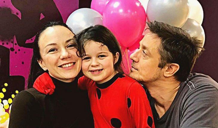 Виктория Богатырева, Макаров и дочь Варвара