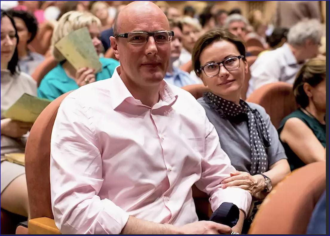 Чернышенко и его жена Татьяна