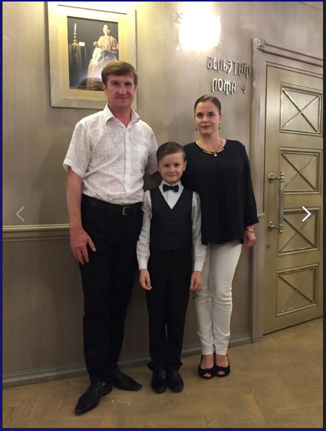 Серков Владимир - биография, родители, шоу голос дети