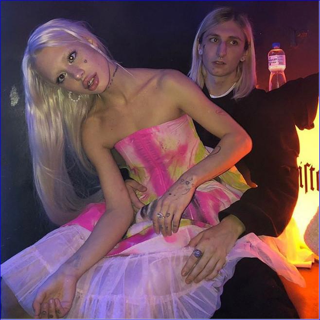 Аня Михеева и Матвей