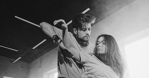 Полина Хритинина [Танцы] с Алексеем Волковым