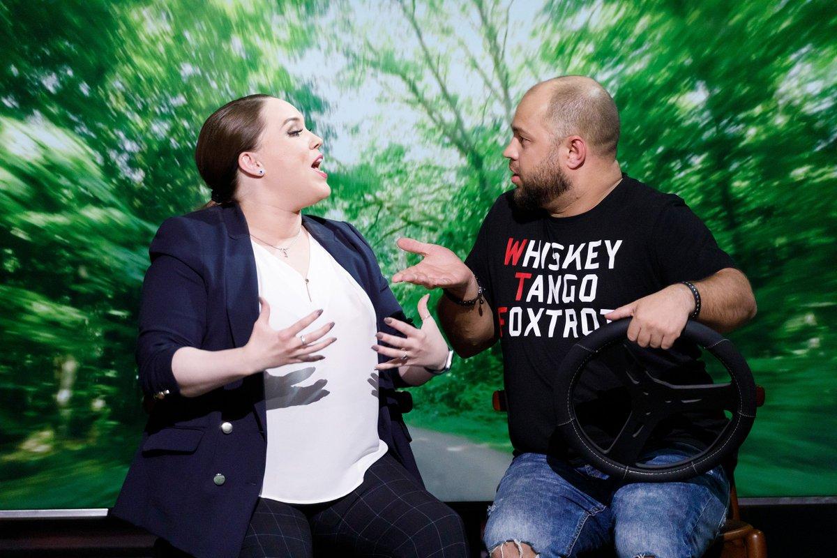 Роман Постовалов и Ксения Корнева