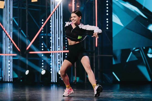 Полина Хритинина [Танцы]