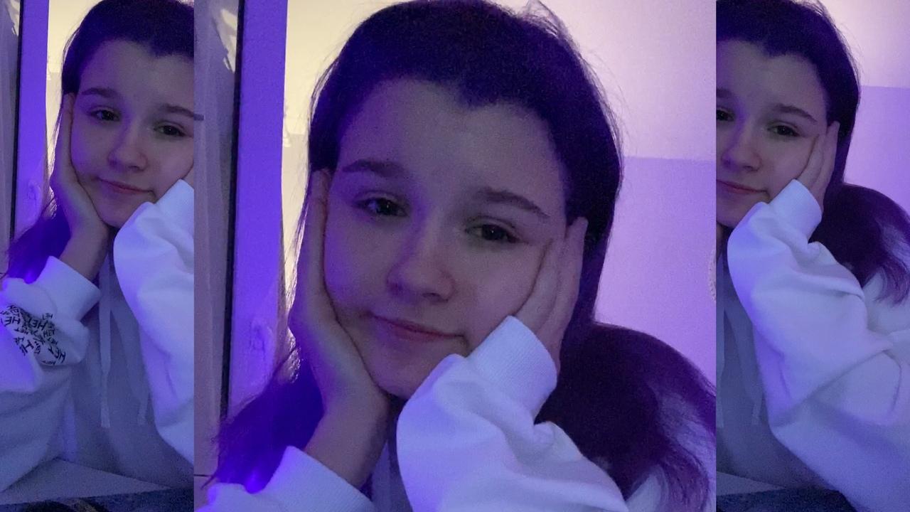 Блогер Мармарис в 13 лет