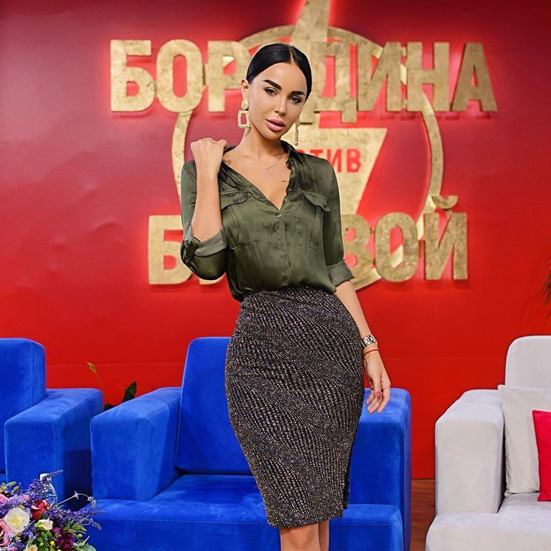 Анна Левченко на шоу «Бородина против Бузовой»