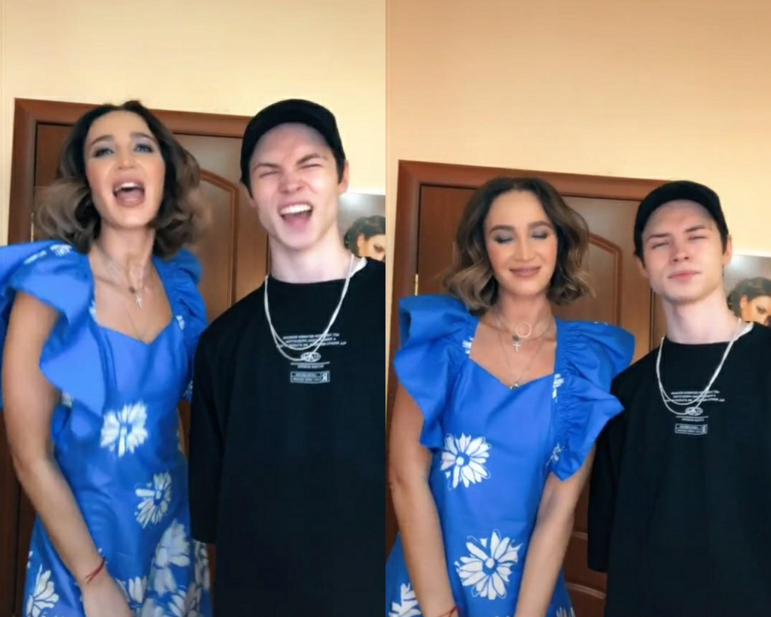 Александр Тянутов снял совместное видео с Ольгой Бузовой