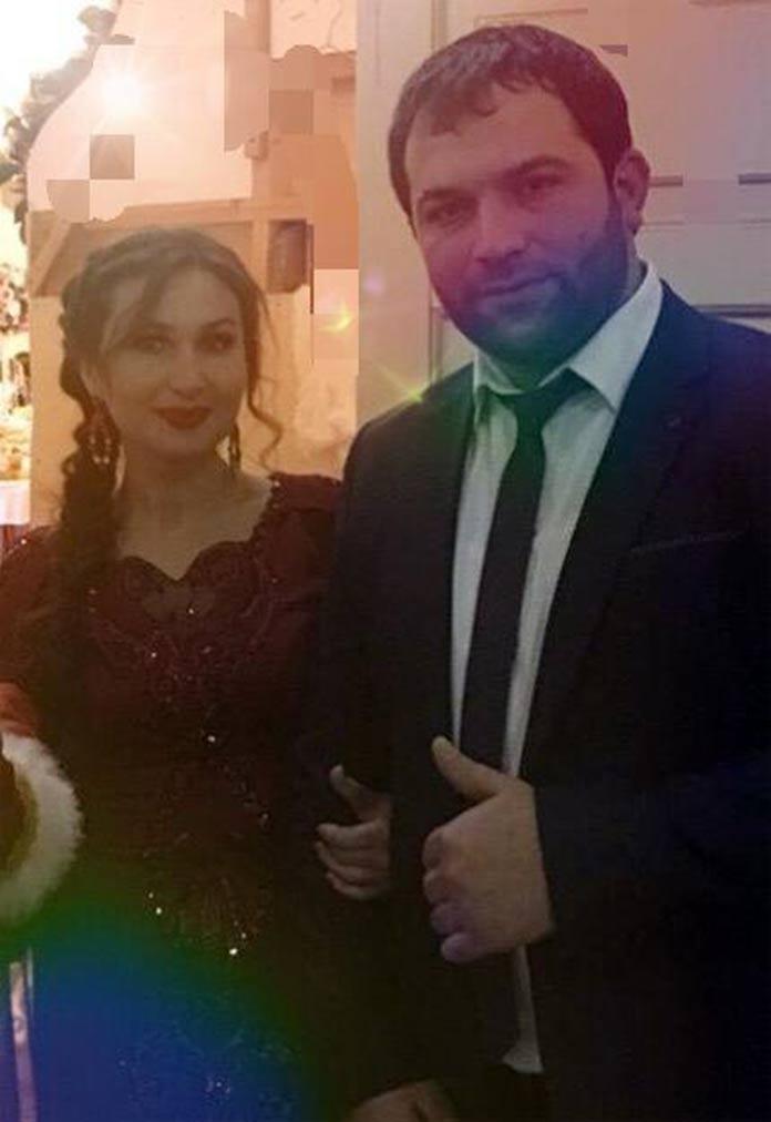 Рейсан Магомедкеримов и Амирина