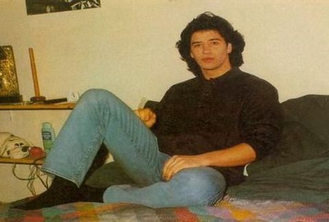 "Сакис Рувас (певец). Биография, личная жизнь, фото, ""Намагапас"" видео, ""Люби меня"" (текст песни)"